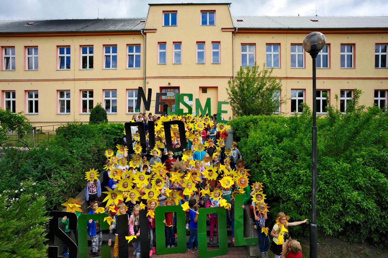 Škola v Horním Jiřetíně se zbavuje uhlí
