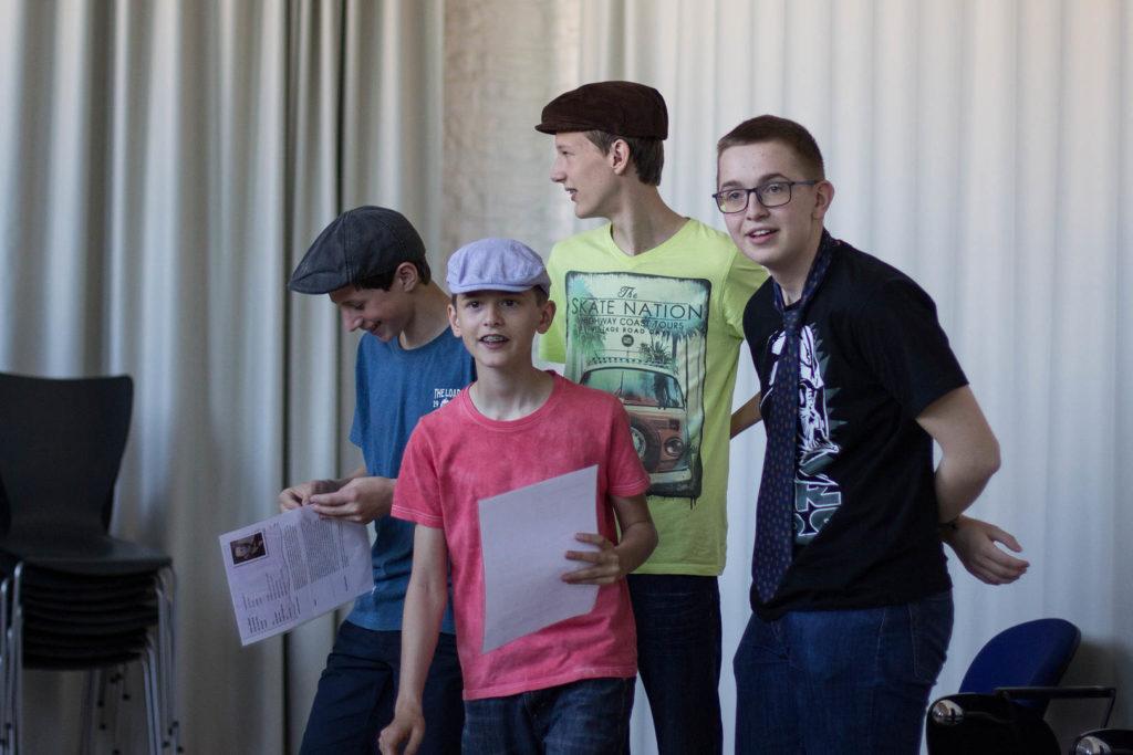 Zážitkové workshopy do škol v regionech